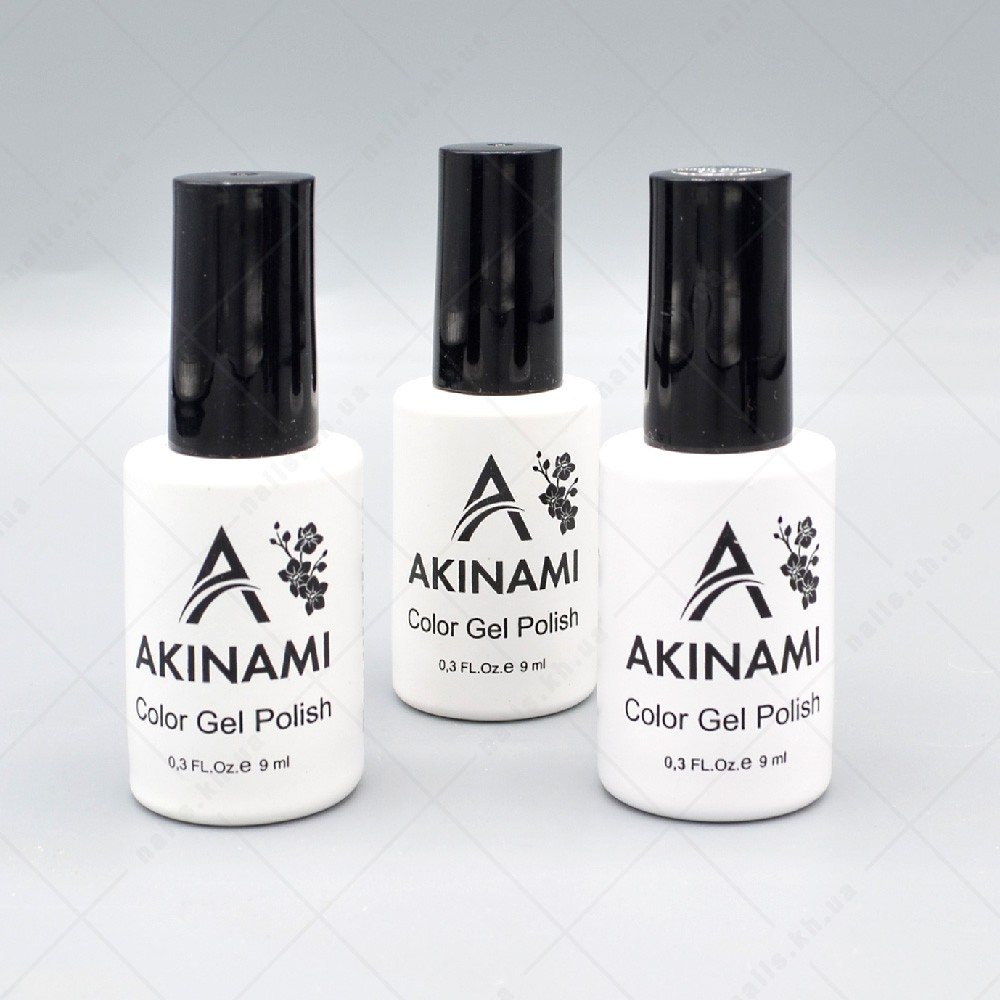 Гель-лаки ТМ Akinami