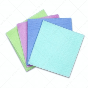 Doily салфетки безворсовые 6*6 Colorful, 100 шт в упаковке