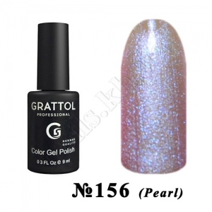 156 - Grattol Color Gel Polish  Almond PEARL, 9 ml