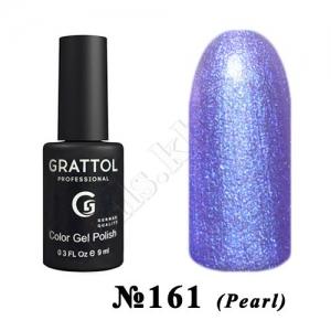 161 - Grattol Color Gel Polish  Wisteria PEARL, 9 ml