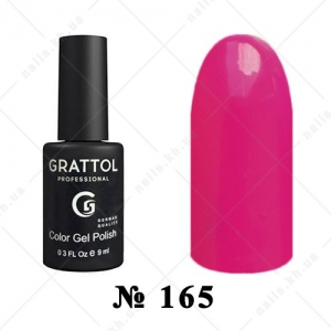 165 - Grattol Color Gel Polish  Ultra Berry, 9ml