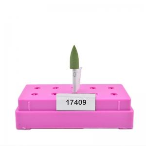SK 2133 - Полировщик конус острый маленький зеленый