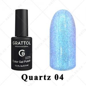 004 - Grattol Color Gel Polish LS Quartz, 9ml
