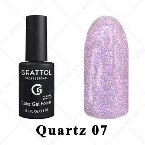 007 - Grattol Color Gel Polish LS Quartz, 9ml