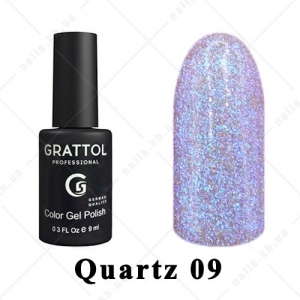 009 - Grattol Color Gel Polish LS Quartz, 9ml