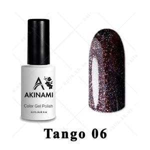 006 - Akinami Color Gel Polish  Tango, 9ml