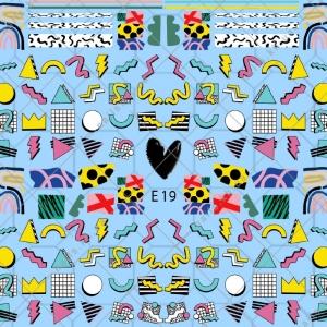 Слайдер YouAreProfi -50 элементов на любой фон -  Е19