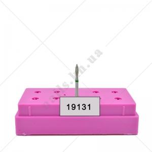 104 243 534 080 023 - Бор алмазный - пламя острое зеленое