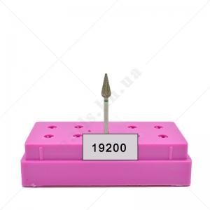104 266 534 120 050 - Бор алмазный - морковка зеленая
