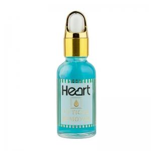 Heart Cuticle Remover Синий, 30 мл