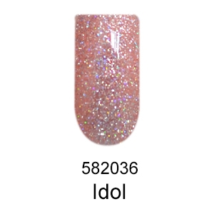 BLAZE GelLaxy II Gel Polish - гель-лак II поколения / Idol 15 мл