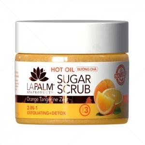 LaPalm SPA Products Sugar Scrub  / Orange Tangerine Zest - Цедра апельсина 355 мл 12oz