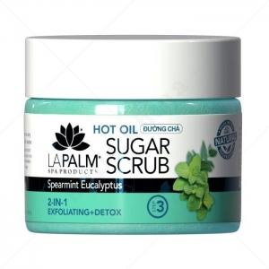 LA PALM Sugar Scrub  / Spearmint Eucalyptus - Мята и Эвкалипт 355 мл 355 мл