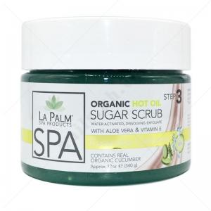 LaPalm SPA Products Sugar Scrub  / Cucumber Cashmere - Огуречный кашемир 355 мл 12oz