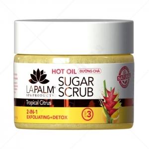 LA PALM Sugar Scrub  / Tropical Citrus - Тропический цитрус 355 мл