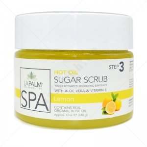 LA PALM Sugar Scrub  / Lemon - Лимон 355 мл 355 мл