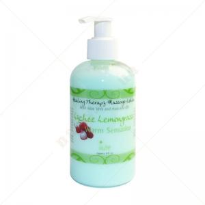 LA PALM Healing Therapy Massage Lotion  / Lychee Lemongrass - Личи и Лемонграсс 236 мл