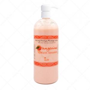 LA PALM Терапевтический лосьон д/рук и ног / Tangerine - Мандарин 946 мл