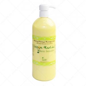 LA PALM Healing Therapy Massage Lotion  / Lemon Martini - Мартини с лимоном 946 мл 946 мл