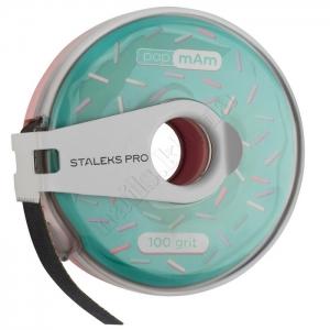 ATC -100 Сталекс Сменный файл-лента PapMam Bobbinail в пластиковой катушке 100 грит, 6 м