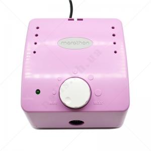 MARATHON Champion Cube Фрезерн. маш. H37LSP 35,000 об/мин, розовый c педалью