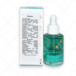 NAIL TEK Renew - Терапевтическое масло для кутикул 15 мл