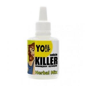 Yo!Nails Cuticle Killer Herbal Mix, 30 мл