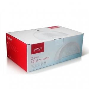 SUNUV SUN1SE Лампа гибридная UV+LED 36 Вт, 30 диодов Original (гарантия 12 мес.)