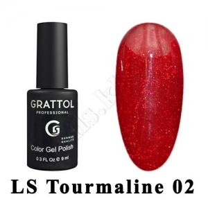 002 - Grattol Color Gel Polish LS  Tourmaline, 9ml