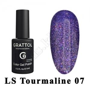 007 - Grattol Color Gel Polish LS  Tourmaline, 9ml