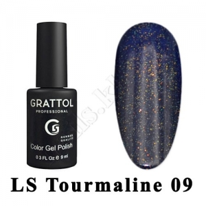 009 - Grattol Color Gel Polish LS  Tourmaline, 9ml