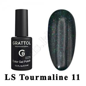 011 - Grattol Color Gel Polish LS  Tourmaline, 9ml