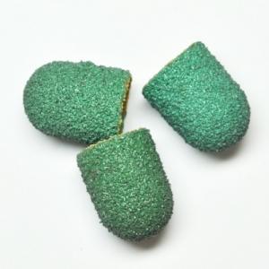 Песочные колпачки д. 13 зеленые шт
