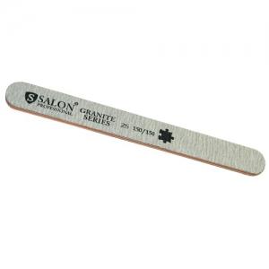 SALON Пилочки 150/150 серая узкая