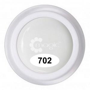 Magic гель-краска Белая  № 702, 5 мл