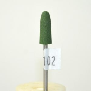 Полировщик силиконовый Н 340 (зеленый) шт