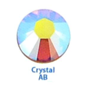 Стразы Swarovski Crystal AB SS10, 100шт
