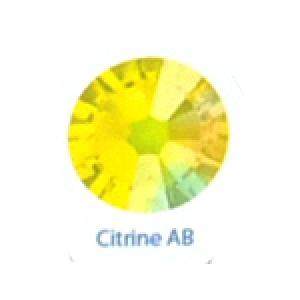 Стразы Swarovski цветные Citrine AB SS5, 100шт