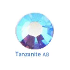 Стразы Swarovski цветные Tanzanite AB SS5, 100шт