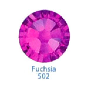 Стразы Swarovski цветные Fuchsia SS3, 100 шт