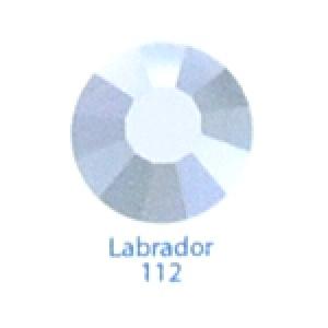 Стразы Swarovski цветные Labrador SS3, 100 шт