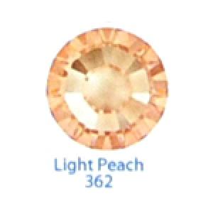 Стразы Swarovski цветные Light Peach SS5, 100 шт