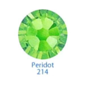 Стразы Swarovski цветные Peridot SS5, 100 шт