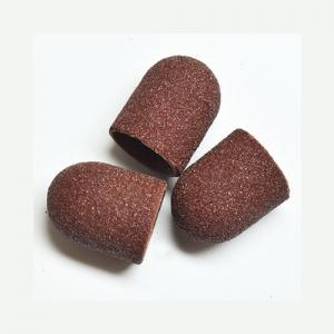 Песочные колпачки д. 10 коричневые мелкие, шт