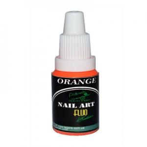 Флуоресцентная краска Fluo Nail Art #Orange