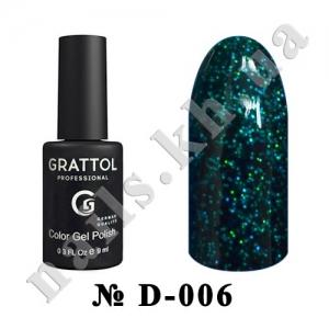006 - Grattol  Diamond, 9ml