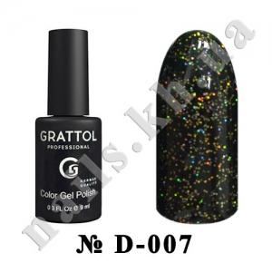 007 - Grattol  Diamond, 9ml