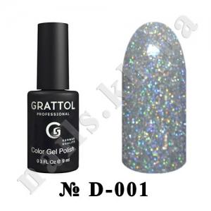 001 - Grattol  Diamond, 9ml