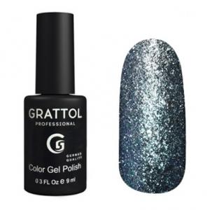 009 - Grattol Color Gel Polish  Vegas, 9 ml