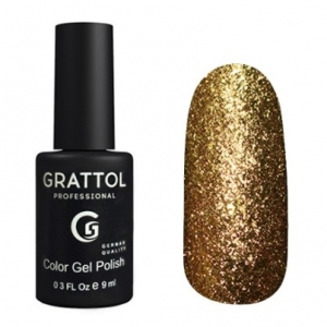 010 - Grattol Color Gel Polish  Vegas, 9 ml